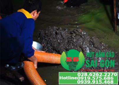Hút hầm cầu tại quận bình tân giá rẻ, nhanh chóng, chất lượng, uy tính đảm bảo nhất tại TPHCM