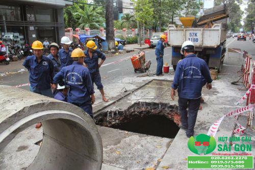 Hút hầm cầu tại quận 9 giá rẻ, nhanh chóng, chất lượng, uy tính đảm bảo nhất tại TPHCM